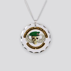 5th SFG - WIngs - Skill Necklace Circle Charm