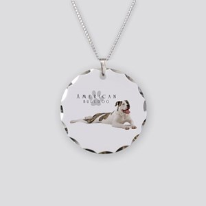 American Bulldog Necklace