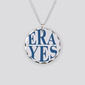 erayes Necklace Circle Charm