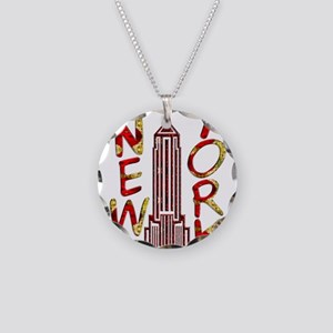 Empire State Building 2f Necklace