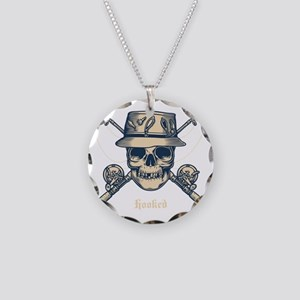 fisher-skull-DKT Necklace Circle Charm