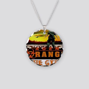 GIFT THAT KEEPS ON GIVING Necklace Circle Charm