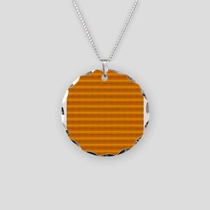 Pattern beige 116 Necklace