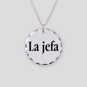 La jefa Necklace