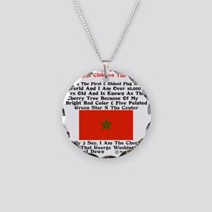 Mo Sense Series Necklace Circle Charm