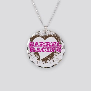 BBLUV3 Necklace Circle Charm