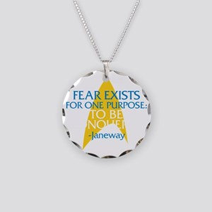 fearjaneway2-01 Necklace Circle Charm