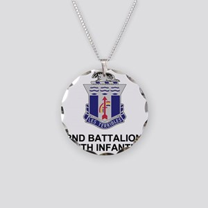 ARNG-127th-Infantry-Shirt-3. Necklace Circle Charm