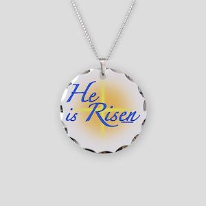 Heisrisen Necklace Circle Charm