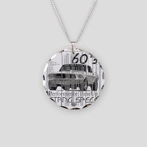 60SPECS Necklace Circle Charm