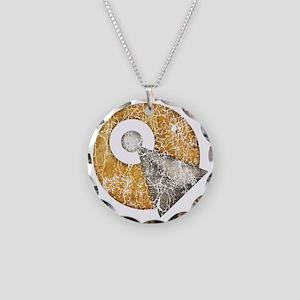 star-trek_idic-vintage Necklace Circle Charm