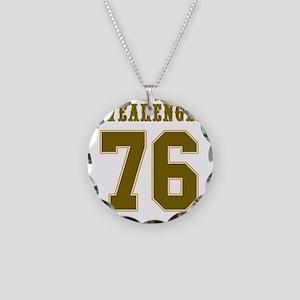 Swearengen 76-1 Necklace Circle Charm