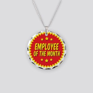 employee-of-the-month-001 Necklace Circle Charm