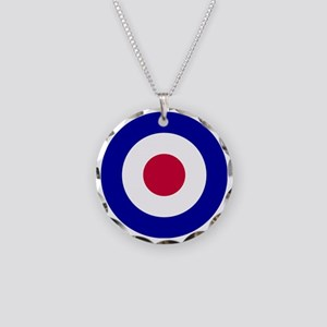 10x10-RAF_roundel Necklace Circle Charm