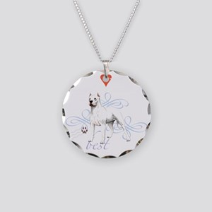 dogo T1-K Necklace Circle Charm