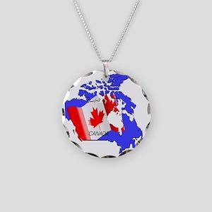 7x7_apparelcana Necklace Circle Charm