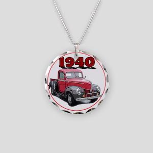 40Fordpick-C8trans Necklace Circle Charm