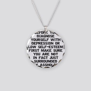 2000x2000beforeyoudiagnose Necklace Circle Charm