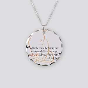 from-cats Necklace Circle Charm