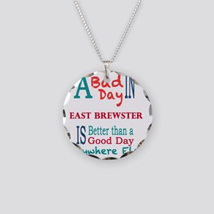 East Brewster Necklace Circle Charm