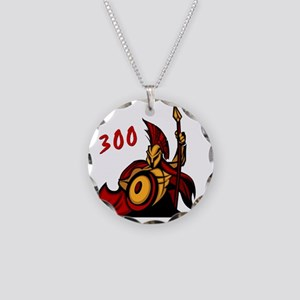 300 Necklace Circle Charm
