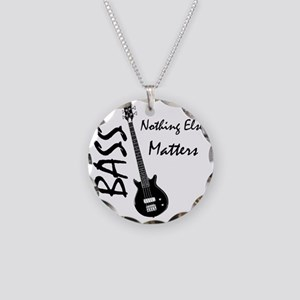 nothing else matters Necklace Circle Charm