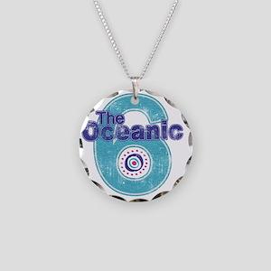 OCEANIC6LOSTlogo Necklace Circle Charm