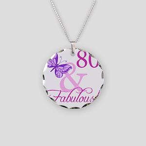 Fabulous_Plumb80 Necklace Circle Charm