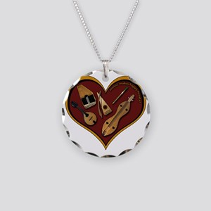 heart patch for cafe press s Necklace Circle Charm