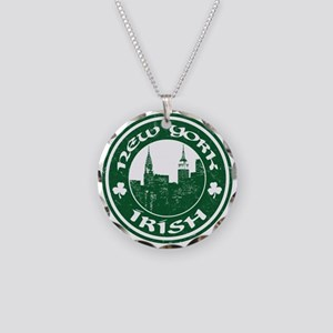 New York Irish American Necklace