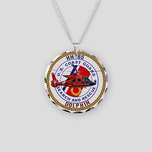 HH-65 Dolphin USCG SAR Necklace
