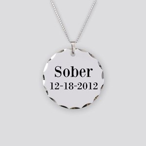 Personalizable Sober Necklace