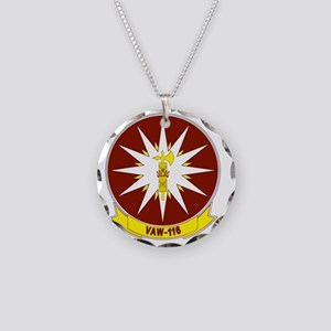 vaw-116 Necklace Circle Charm