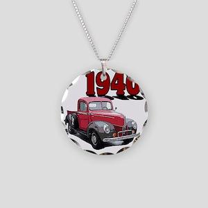 40Fordpick-10 Necklace Circle Charm