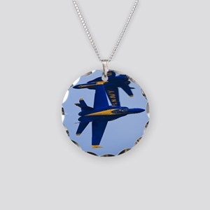 CP.Blues_380.16x20.banner Necklace Circle Charm