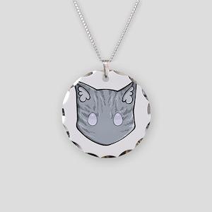 Chibi Jayfeather Necklace Circle Charm
