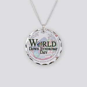 wdsdworlddsdaypocket3 Necklace Circle Charm