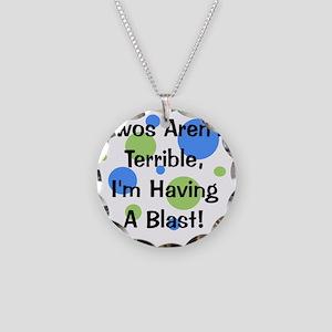 circles_twosarentterrible Necklace Circle Charm