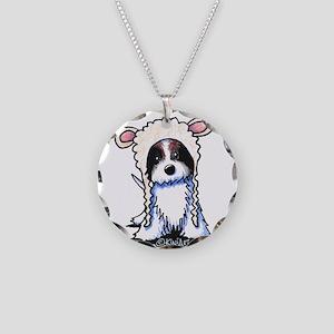 Coton De Tulear Lamb Necklace