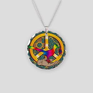 PEACE ROADRUNNER Necklace