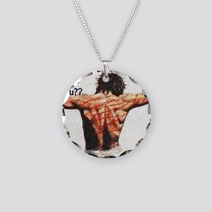 Do you know if Jesus loves y Necklace Circle Charm