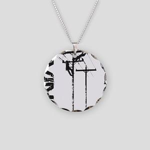 LOE_1 Necklace Circle Charm