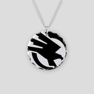GDI Logo Necklace Circle Charm