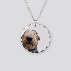 Airedale Terrier Friends Necklace