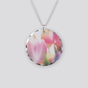 Beautiful Tulips Necklace