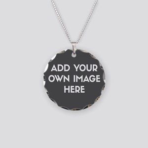 Add Your Own Image Necklace