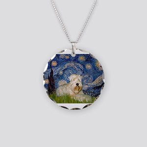 4-3-MP-Starry-Wheaten1 Necklace Circle Charm