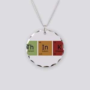 3-thinktrans Necklace Circle Charm
