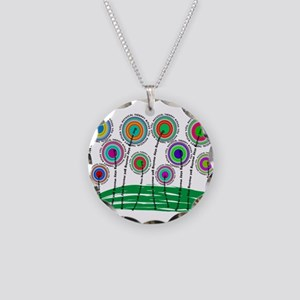 Physical Therapy Necklace Circle Charm