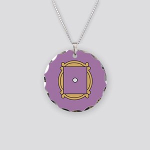 Friends TV Show Necklace Circle Necklace